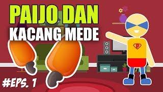 Download lagu Kartun Lucu Anak - Paijo Dan Kacang Mede Paling Lucu Bikin Ngakak #PAIJOTV
