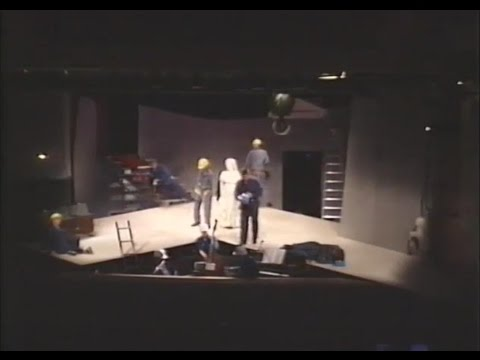 (Probe) Berlin, jetzt kannste losjehn 6.1998 Theater TRIBÜNE Berlin