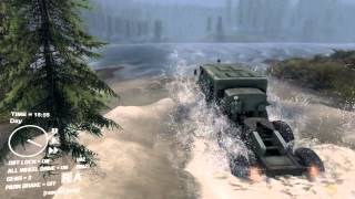 Spintires -- The ultimate off-road challenge PC