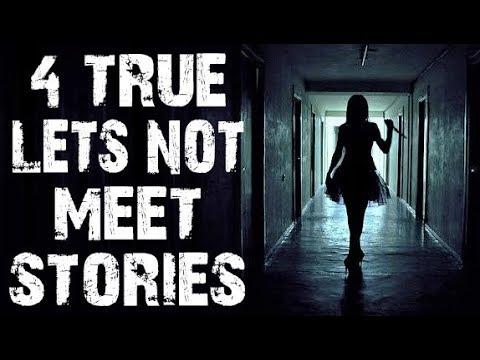4 TRUE Dark & Disturbing Catfish & Let's Not Meet Horror Stories From Reddit | (Scary Stories)
