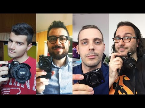 LE VIDEOCAMERE PER I NOSTRI VIDEO! | Youtuber Edition