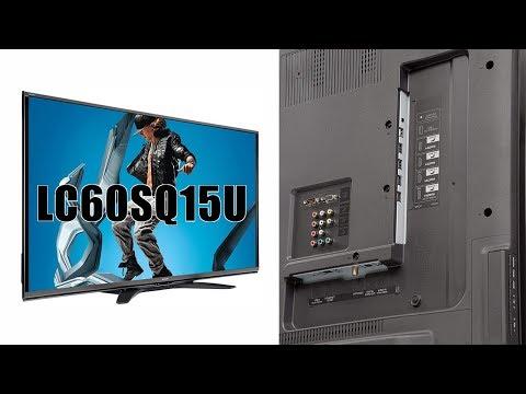 Sharp AQUOS Q+ LC60SQ15U - Impressions