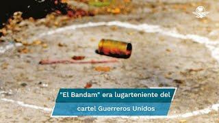 Moisés Brito Bautista era considerado por las autoridades de Guerrero como uno de sus objetivos principales. Viajaba con una mujer en una Mercedes Benz