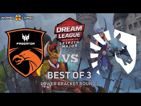 TNC.Predator Vs Team Liquid (BO3) Game 2 | Lower Bracket Round 3 | DreamLeague Season 13