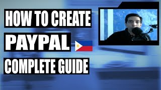 How To Register Create Paypal Account Philippines 2019