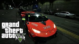 Supercars Playing GTA in REAL LIFE! Los Angeles Edition*