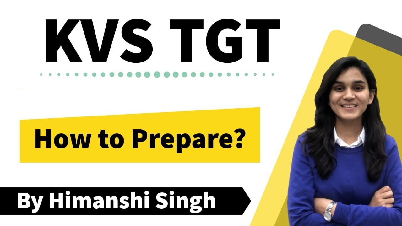Download How to Prepare for KVS TGT-2020 | Booklist & Strategy by Himanshi Singh