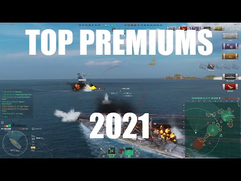 2021 Top Premium Ships To Get