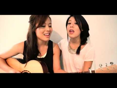 Корейские девушки - Gangnam Style Cover