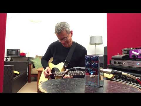 Jon Herington + Xotic Effects Soul Driven