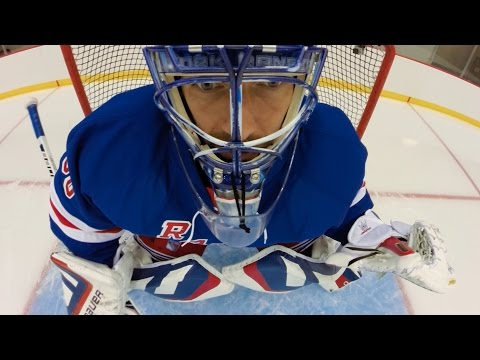 GoPro: On the Ice with Henrik Lundqvist - Episode 3
