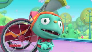 Henry Hugglemonster - Copy Monster - Roaring Racers!