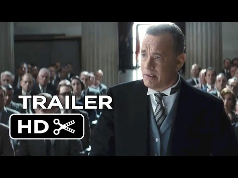 Bridge Of Spies TRAILER 1 (2015) - Steven Spielberg Drama HD