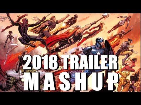 Download 2018 Movie trailers MASHUP