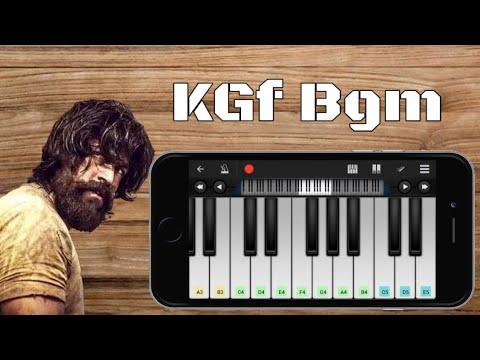 KGF Bgm Piano | KGF | Piano