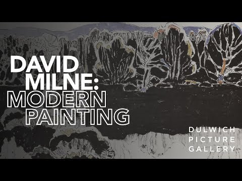 David Milne: Modern Painting Exhibition Preview