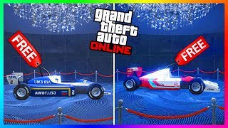 FREE F1 Cars In GTA 5 Online - NEW 2020 DLC Update Release Date Info, Lucky Wheel Vehicles & MORE!
