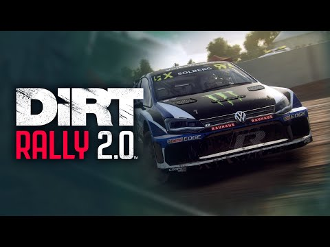 World RX in Motion | DiRT Rally 2.0 [UK]