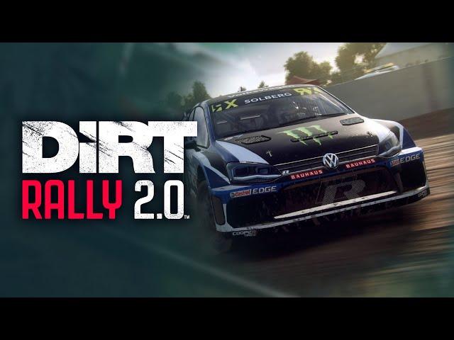 DiRT Rally 2.0 (видео)