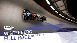 Winterberg | BMW IBSF World Cup 2018/2019 - 4-Man Bobsleigh Heat 2 | IBSF Official