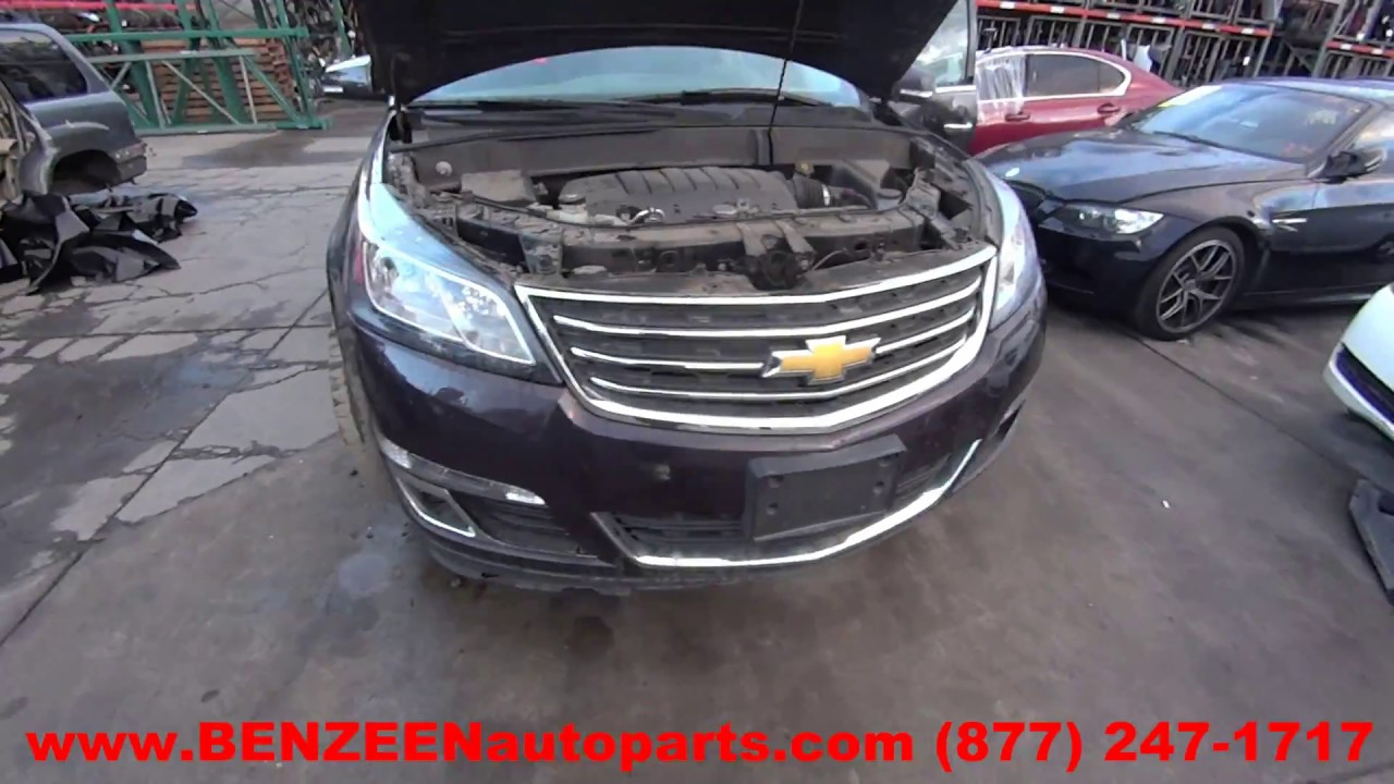 2015 chevrolet traverse parts for sale 1 year warranty youtube