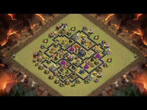 Base War Th 9 Susah Ditembus 6