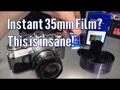 Make Your 35mm Camera Instant Using This One Weird Trick - Doctors Angered