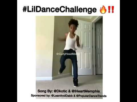 Lil Dance Challenge - Dkotic and I Heart Memphis (Must Watch!!)
