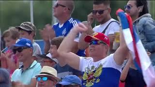 Европейские игры 2019 Пляжный футбол Россия Италия Все голы матча