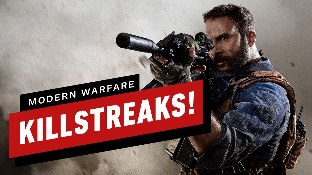 Call of Duty: Modern Warfare - Why Killstreaks Are the Right Move thumbnail