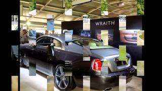 Luxurious Rolls Royce cars for the rich and famuos people