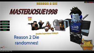 SnyFort Roblox - Best moments in Reason 2 Die