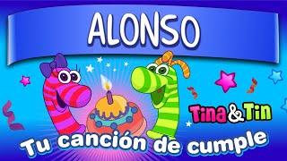 Tina y Tin cumple Alonso