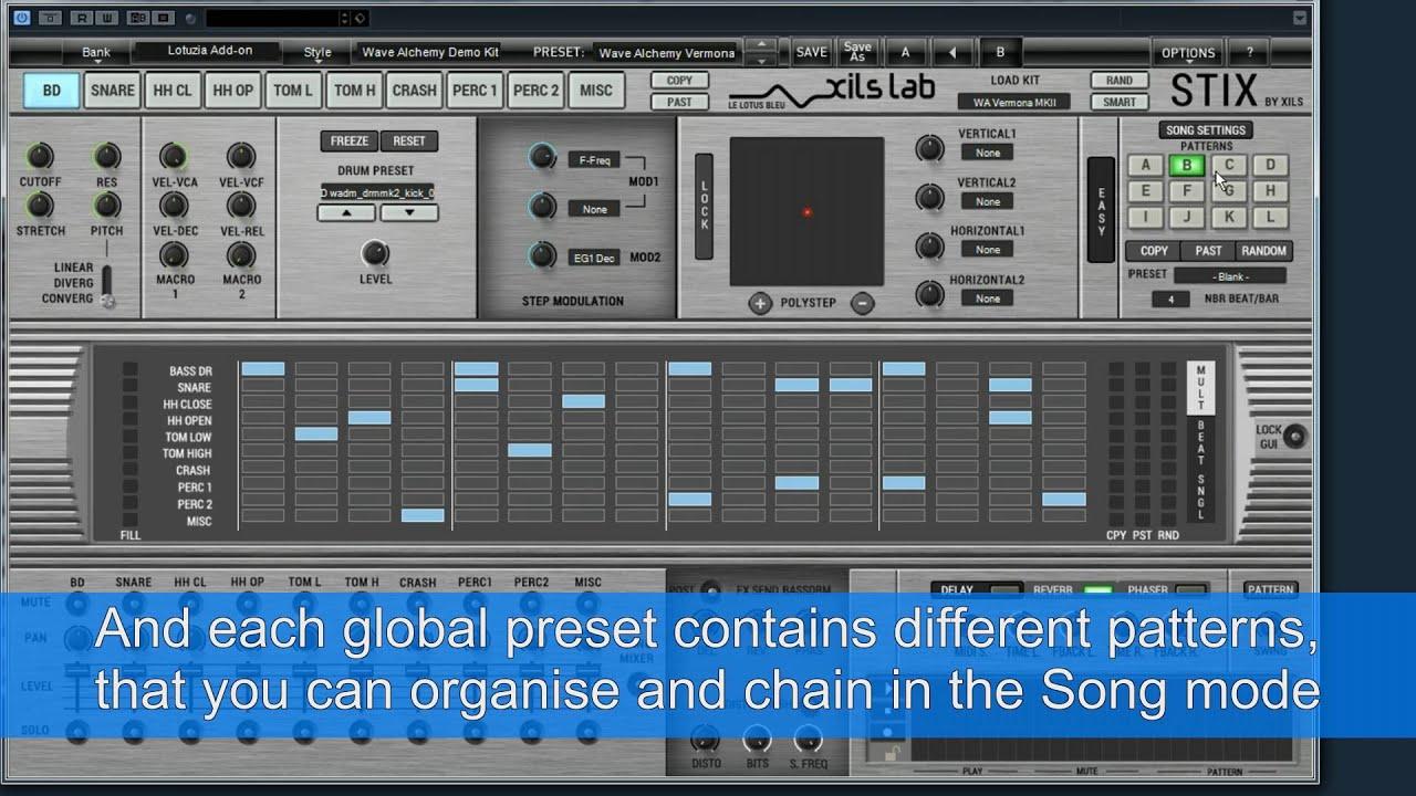 Best VST drum machine with a sequencer - Gearslutz