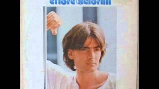 ETTORE SCIORILLI        IL TUO CORPO     1979