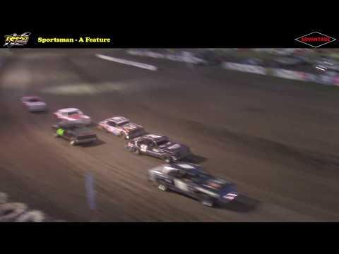 Sportsman Special -- 8/4/17 -- Rapid Speedway
