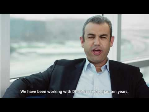 DEWA-Siemens partnership – a journey of trust