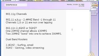 Wireless Networking - Causes Of Wireless Interference - Part 2