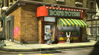 Sam and Max Season 3 Episode 1: The Penal Zone (2/2)