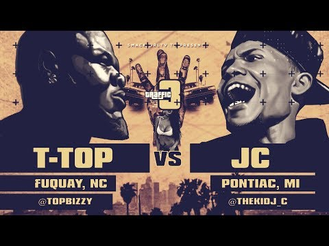 JC VS T-TOP SMACK/ URL RAP BATTLE
