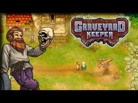 Partners in Crime – Let's Play Graveyard Keeper – Part 6