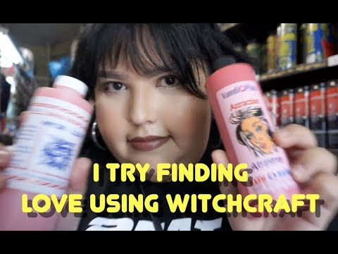 I Tried Finding Love Using Witchcraft