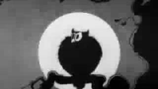 Пляска скелетов - Уолт Дисней (1929)