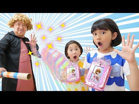 願いを叶えて!!魔法使いパピー☆ドレスに変身♪リカちゃんおしゃれpad♡himawari-CH