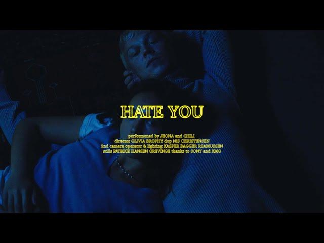JEONA - Hate You (feat. CHILI)