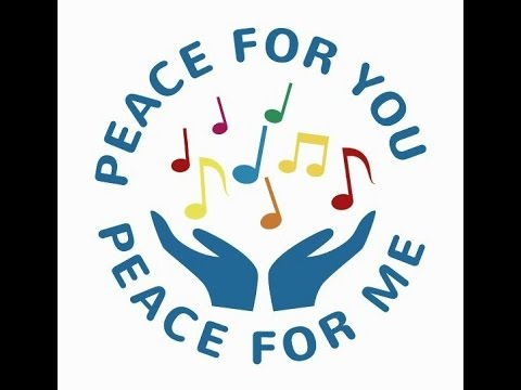 """""""PEACE FOR YOU PEACE FOR ME""""   pressnews conference"""