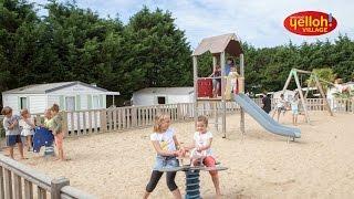 Activités Enfants au Camping Yelloh! Village Belle Plage à Ploemeur - Morbihan – Bretagne