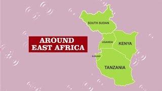 Around East Africa: East Africa Community Games in Burundi