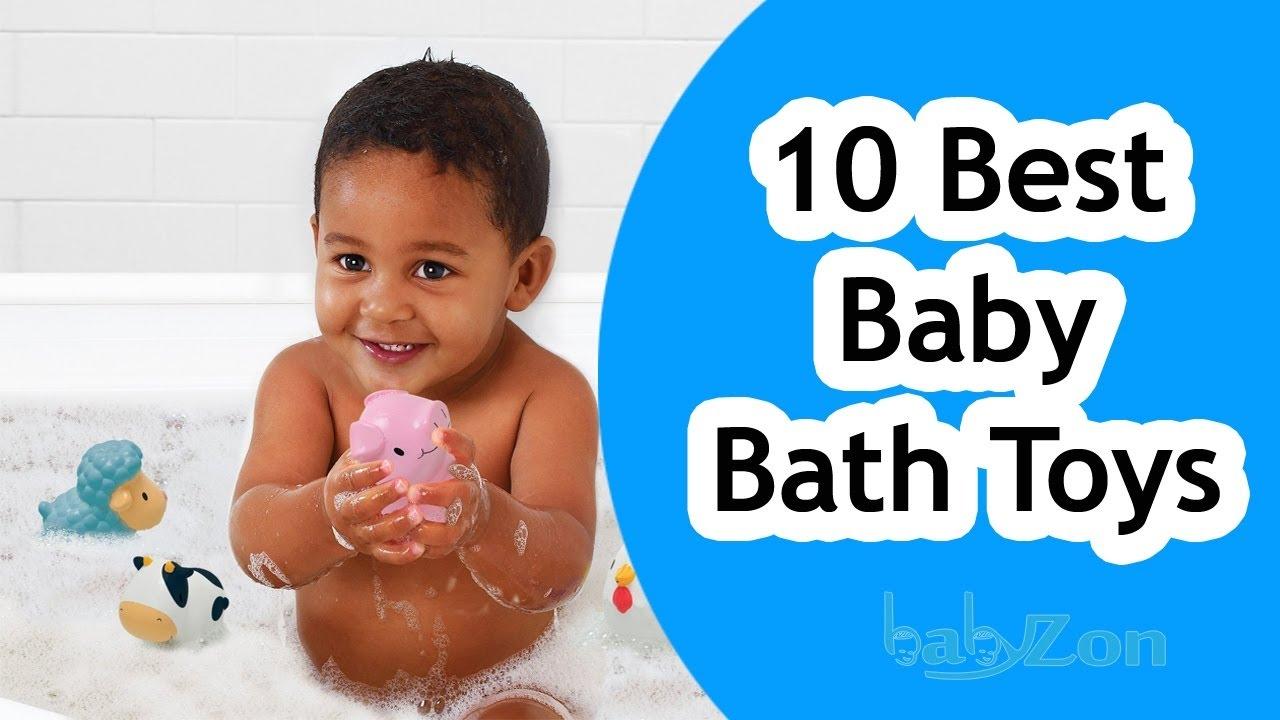 Best baby bath toys 2017 - Top 10 bath toys Reviews - YouTube