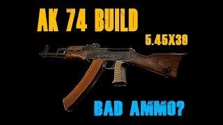 Escape From Tarkov - Ak 74 -Poor man Build